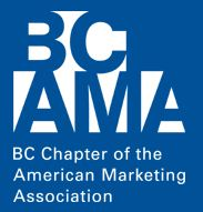 BC Chapter of the American Marketing Association logo