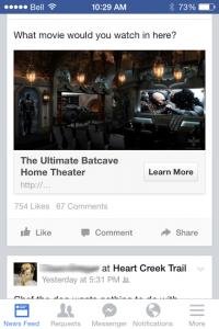 Facebook-In App Freezing up to 30 sec
