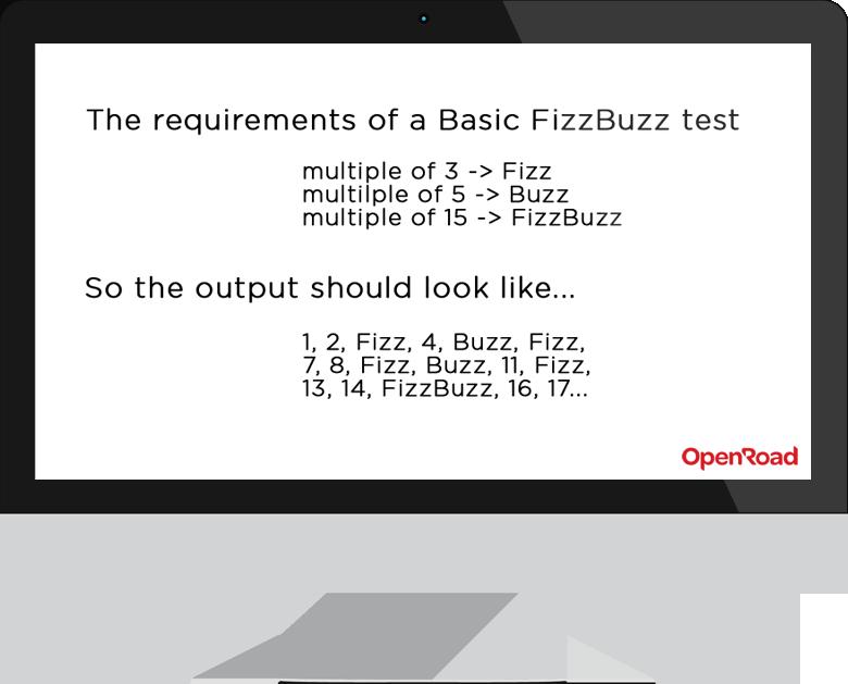 FizzBuzz Test Illustrated
