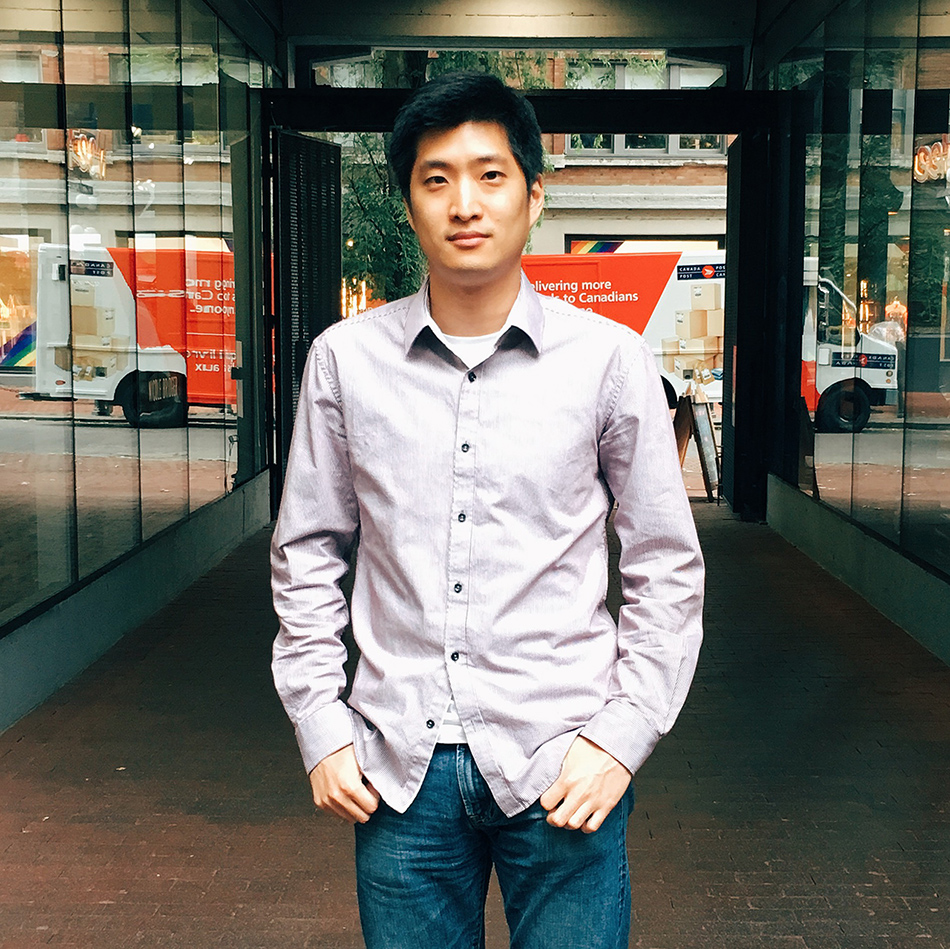 OpenRoad (OXD) software developer Charles Shin