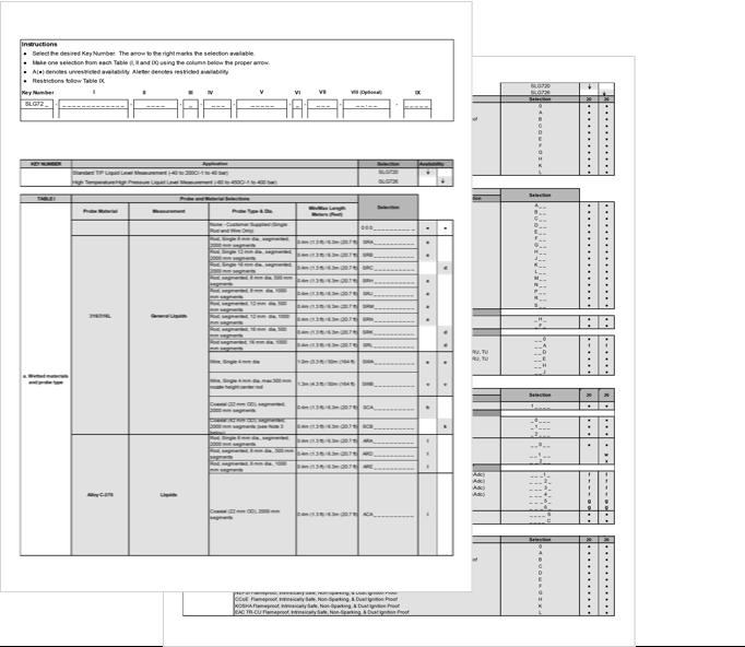 Honeywell Ordering Process screenshot