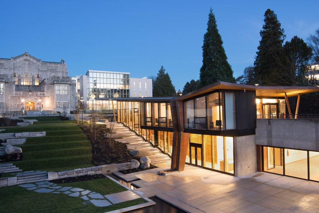 Residential School History and Dialogue Centre at the UBC