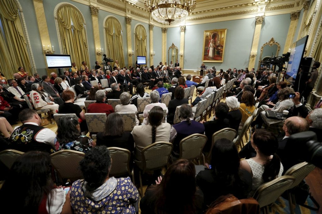 Truth and Reconciliation Commission closing ceremony