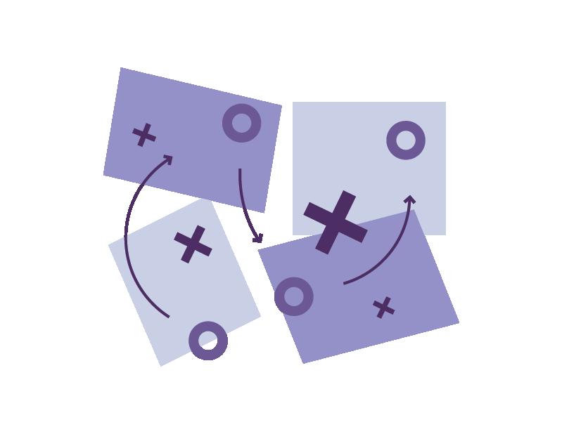 OXD illustration representing the PIA process