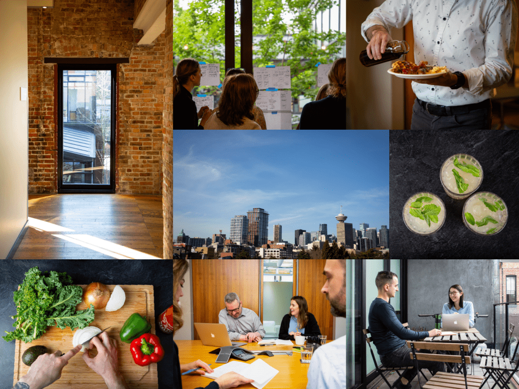 Images of OXD's new rebrand photography