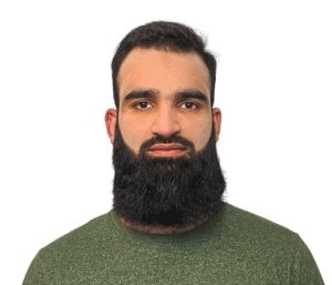 Muhammad Arslan, Software Developer